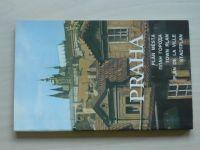Praha - Plán města (1989)