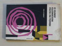 Vích - Příručka pro velitele protichemických jednotek CO (1962)
