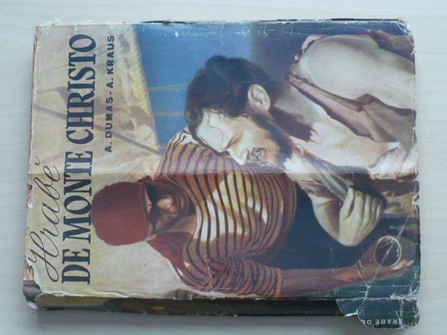 Dumas, Kraus - Hrabě de Monte Christo (1947)