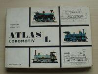 Ing. Bek - Atlas lokomotiv 1. (1970) Parní trakce
