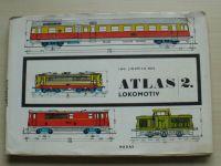 Ing. Bek - Atlas lokomotiv 2. (1971) Elektrická a motorová trakce