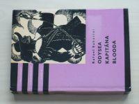 KOD 58 - Sabatini - Odysea kapitána Blooda (1970)