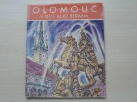 Olomouc v díle Aljo Berana (1974)