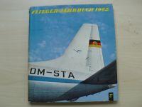 Flieger-Jahrbuch 1962 (1961) Letecká ročenka, německy