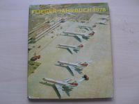 Flieger-Jahrbuch 1978 (1977) Letecká ročenka, německy