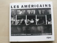 Les Américains - Photographies de Robert Frank, Introduction de Jack Kerouac (2018) francouzsky