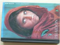Portraits Steve McCurry (2003)
