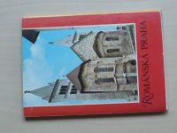 Románská Praha - Soubor 12 pohlednic