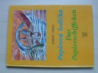 Volkl - Papírová lodička/Das Papierschiffchen (1992)