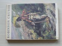Defoe (Pleva) - Robinson Crusoe (Albatros 1977) il. Burian