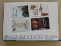 Nejlepší světové čtení: Sněžná slepota, Léto odhodlání, Temný oheň, Vánoční kouzlení (2006)