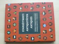 Starožitnosti - Historie - Tradice - Současnost - Starožitnictví v Čechách (1998)