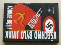 Suvorov - Všechno bylo jinak aneb Kdo začal druhou světovou válku (2001)