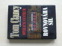 Clancy, Pieczenik - Operační centrum - Rovnováha sil (2002)