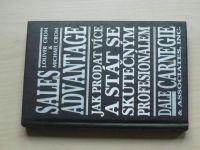 Crom a Crom - Sales Advantage - Jak prodat víc a stát se profesionálem (2004)