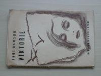 Hamsun - Viktorie (1943) ob. Toyen