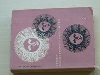 Horálek - Studie o slovanské lidové poezii (1962)