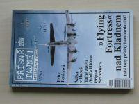 """Přísně tajné! 1/2008 """"Flyiing Fortress"""" nad Kladnem"""