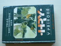 Zapletal - Hry v přírodě (1987) Velká encyklopedie her, svazek 1