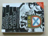 Auský - Vojska generála Vlasova v Čechách (1996) Kniha o nepochopení a zradě