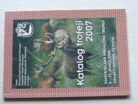 ČMMJ Olomouc - Katalog trofejí 2007