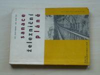 Inž. Kraus, Inž. Tyc - Sanace železniční pláně (Nadas 1962)