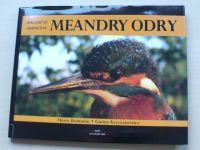 Jiří Šuhaj - Hraniční meandry Odry (2009) český a polský text