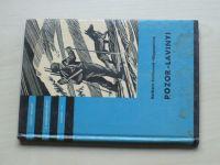 KOD 124 - Bartosová-Höppnerová - Pozor - laviny! (1972)