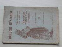 Několik myšlenek - Koula - Starožitnost vyšívání česko-slovenského (Brno 1907)