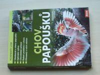 Rosemary Low - Chov papoušků (2015) Chovatelská příručka