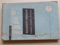 Trapl - Masarykův program - Demokracie, socialismus, česká otázka (1948)