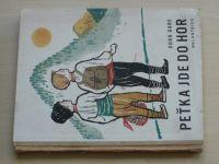Gabe - Peťka jde do hor (1949)
