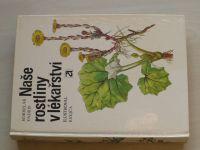 Korbelář, Endris - Naše rostliny v lékařství (1981)