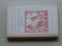Robert Louis Stevenson - Putování s oslicí do hor (Atlantis Brno 1946) 205/1000