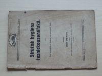 Špringer - Stručná hygiena řeznickouzenářská