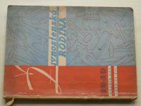 Živnostenská rodina ročník XXV. 1949 kalendář