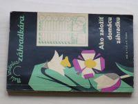 Filo - Ako založiť domácu záhradku (1961)
