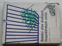 Kálal, Bureš - Domácí chov drobných hospodářských zvířat (1964)