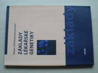 Pritchard, Korf - Základy lékařské genetiky (2007)