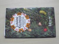 Lažanský - Lunární kalendář - Praktický pomocník pro pěstování rostlin s Měsícem (1997)