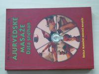 Rajpoot - Ájurvédské masáže - Dátá snéhan - Škola tradiční indické masáže (2002)