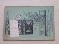 Včela moravská 7/1930