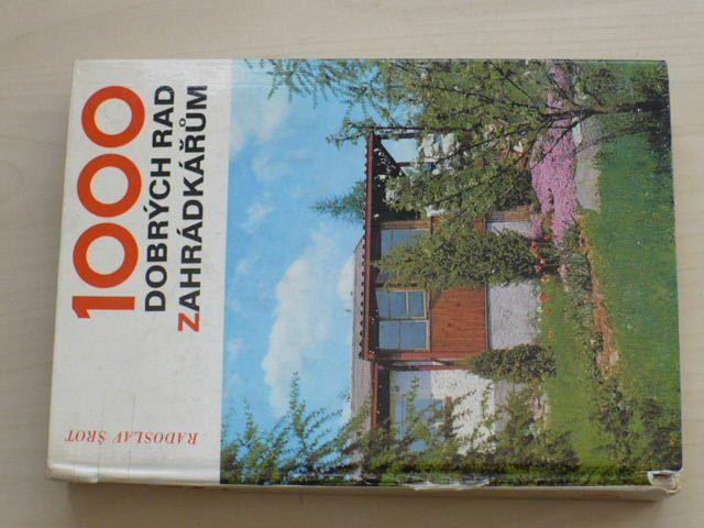 Šrot - 1000 dobrých rad zahrádkářům (1972)