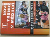 Čuřík - Nové trendy v médiích I. - Online a tištěná média (2012) + DVD