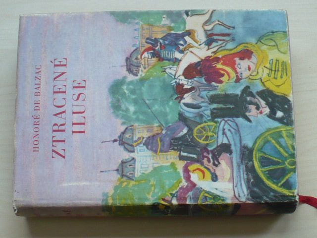 Honoré de Balzac - Ztracené iluse (1959)