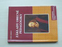 Kohout - Základy obecné pedagogiky (2007)