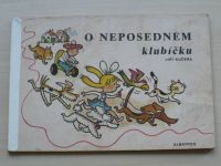 Kučera - O neposedném klubíčku (1985) il. Faltová