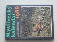 Myslivecký kalendář 1988