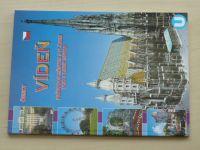 Vídeň - průvodce městem s plánem ulic a linek metra (nedatováno)