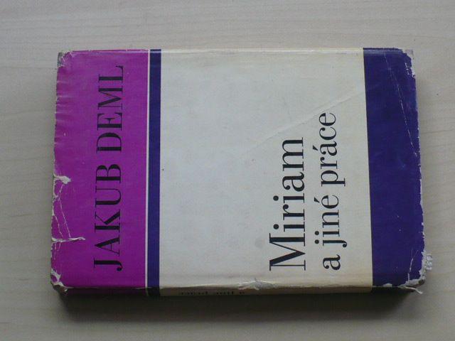 Deml - Miriam a jiné práce (1969)